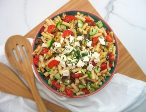Super Easy Pasta Salad