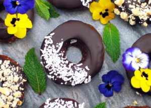 Raw Cacao Donut