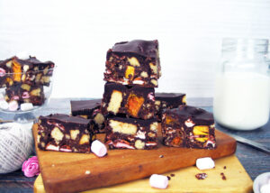 Honeycomb Rocky Road