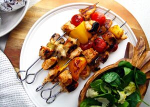 Chicken Skewers