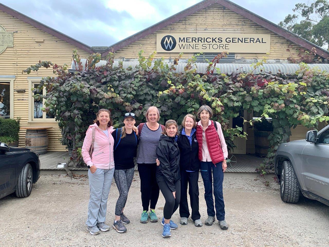 Merrick's General Wine Store