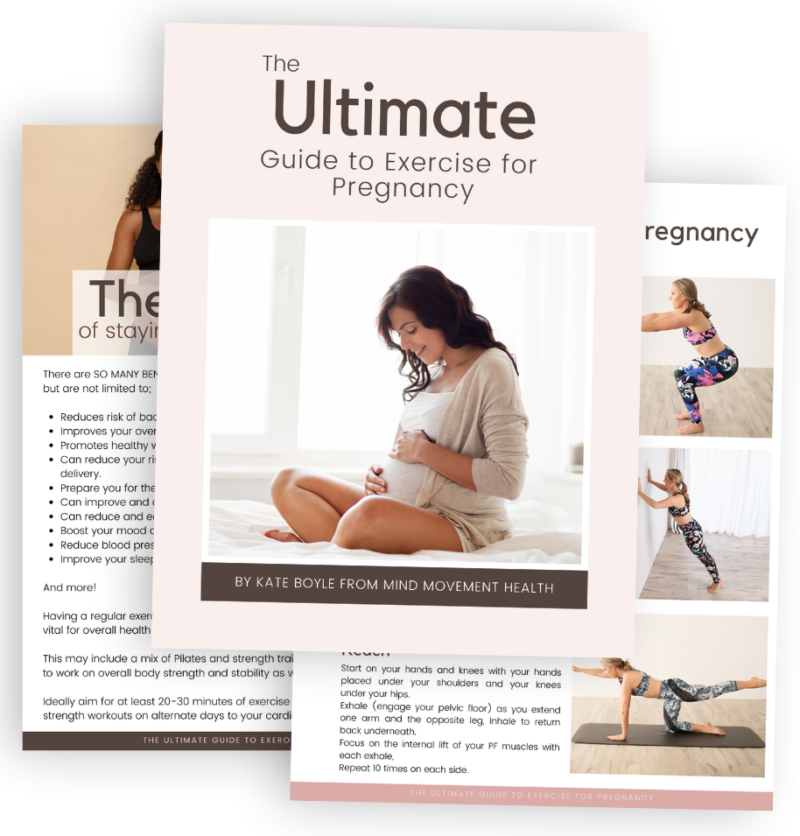 The Ultimate Guide to Exercise During Pregnancy
