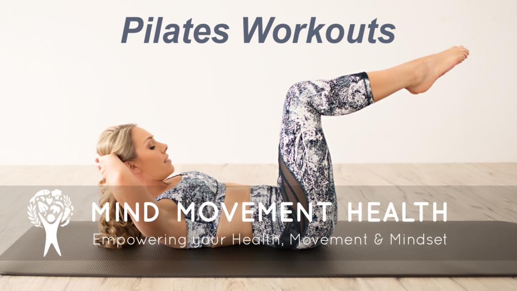 Pilates Workout Series