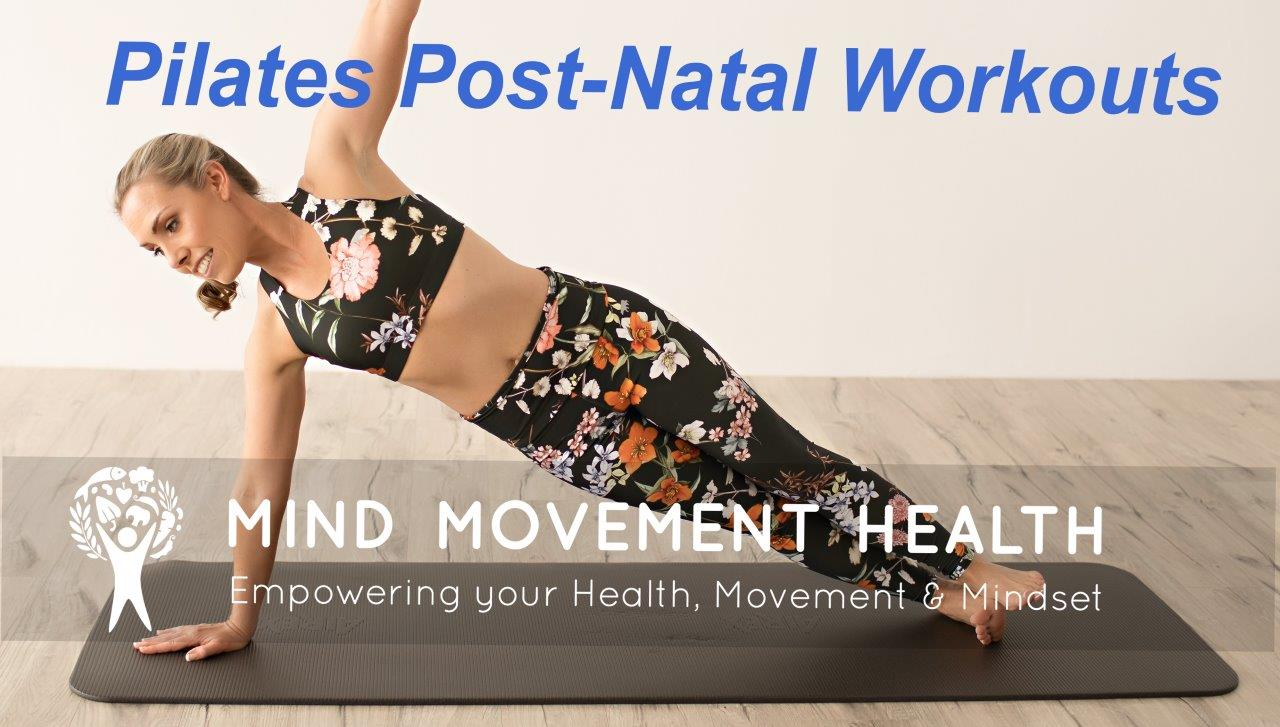Post-Natal Workout Series